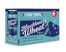 Long Trail Blackbeary Wheat 12pk 12oz Cans