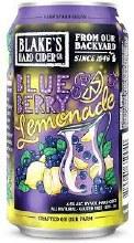 Blakes Blueberry Lemonade Hard Cider 12oz Can