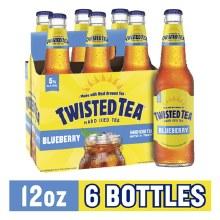 Twiste Tea Blueberry 6pk 12oz Bottles