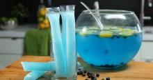 Blue Razz 6oz Slushy Pop