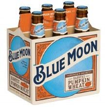Blue Moon Harvest Pumpkin Wheat 6pk 12oz Bottles