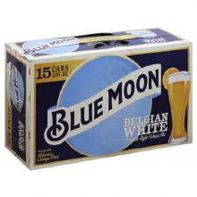 Blue Moon 15pk 12oz Cans