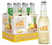 Bold Rock Pineapple Hard Cider 6pk 12oz Bottles