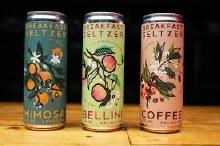 Breakfast Seltzer Variety 12pk 12oz Cans