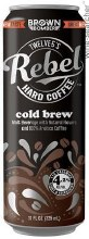 Brown Bomber Rebel Cold Brew Hard Coffee 4pk 11oz Cans