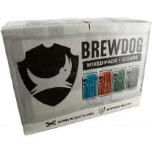 Brewdog Variety 12pk 12oz Cans