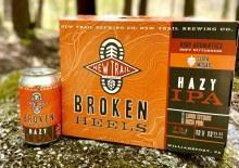 New Trail Broken Heels Hazy IPA 12pk 12oz Cans