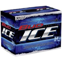 Bud Ice 30pk 12oz Cans