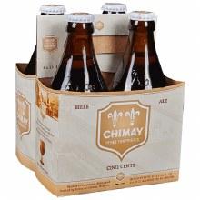Chimay Cinq Cents Biere Ale 4pk 11.2oz Bottles