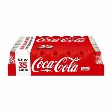Coca-Cola 35pk 12oz Cans