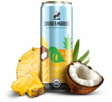 Crook and Marker Coconut and Pineapple Cocolada 18.7oz Can