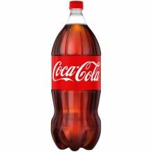 Coca Cola 2 Liter Bottle