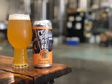 North Country Commuter Tangerine and Mango Milkshake Sour 4pk 16oz Cans