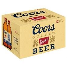 Coors Banquet 12pk 12oz Bottles