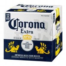 Corona Extra 12pk 12oz Bottles