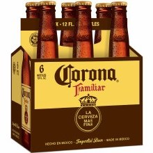 Corona Familiar 6pk 12oz Bottles