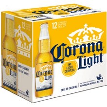 Corona Light 12pk 12oz Bottles