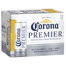 Corona Premier 12pk 12oz Cans