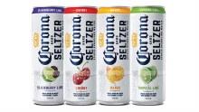 Corona Limonade Hard Seltzer Variety 12pk 12oz Cans
