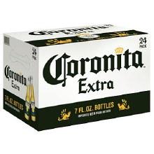 Coronitas 24pk 7oz Bottles