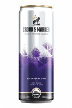 Crook and Marker Blackberry Lime Mojito 8pk 11.5oz Cans