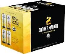 Crook & Marker Spiked Lemonade 8pk 11.5oz Cans