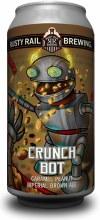 Rusty Rail Crunch Bot Caramel Peanut Imperial Brown Ale 4pk 16oz Cans