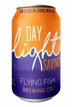 Flying Fish Day Light Savings Low Calorie IPA 12oz Can