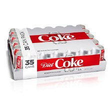 Diet Coke 35pk 12oz Cans