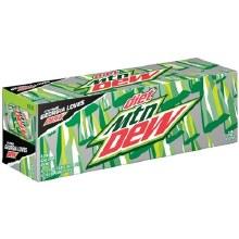 Diet Mountain Dew 12pk 12oz Cans