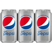 Diet Pepsi 6pk 12oz Cans