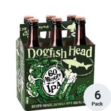Dogfish Head 60 Minute 6pk 12oz Bottles