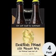 Dogfish Head 120 Minute IPA 4pk 12oz Bottles