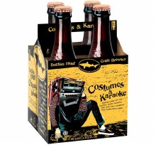 Dogfish Head Costumes & Karaoke Imperial Cream Ale 4pk 12oz Bottles
