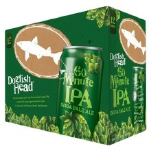 Dogfish Head 60 Minute 12pk 12oz Cans