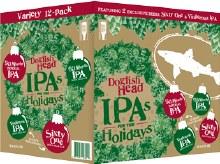 Dogfish Head IPA Holiday 12pk 12oz Bottles