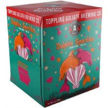 Toppling Goliath Dolphin Sparkles Double IPA 4pk 16oz Cans