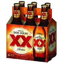 Dos Equis XX Amber 6pk 12oz Bottles