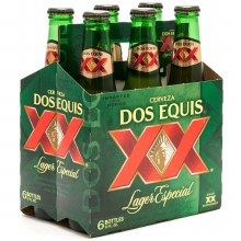 Dos Equis XX Special Lager 6pk 12oz Bottles