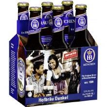 Hofbrau Dunkel 6pk 12oz Bottles