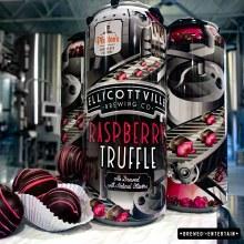 Ellicottville Raspberry Truffle Ale 4pk 16oz Cans