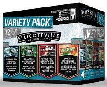 Ellicottville Variety 12pk 12oz Bottles