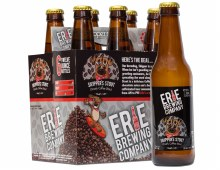 Erie Skippers Coffee Stout 6pk 12oz Bottles