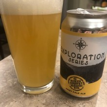 North Country Exploration Series Hazy Pale Ale 12oz Can
