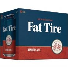 New Belgium Fat Tire 12pk 12oz Cans