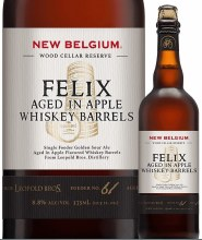 New Belgium Felix Wood Cellar Reserve 375ML Bottle