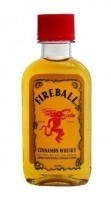 Fireball Cinnamon Malt 1.7oz Shot
