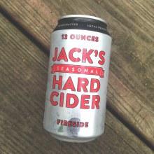 Jacks Fireside Seasonal Hard Cider 6pk 12oz Cans