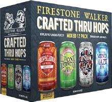 Firestone Walker Crafted Thru Hops 12pk 12oz Cans