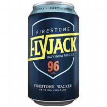 Firestone Walker Fly Jack Hazy IPA 12oz Can